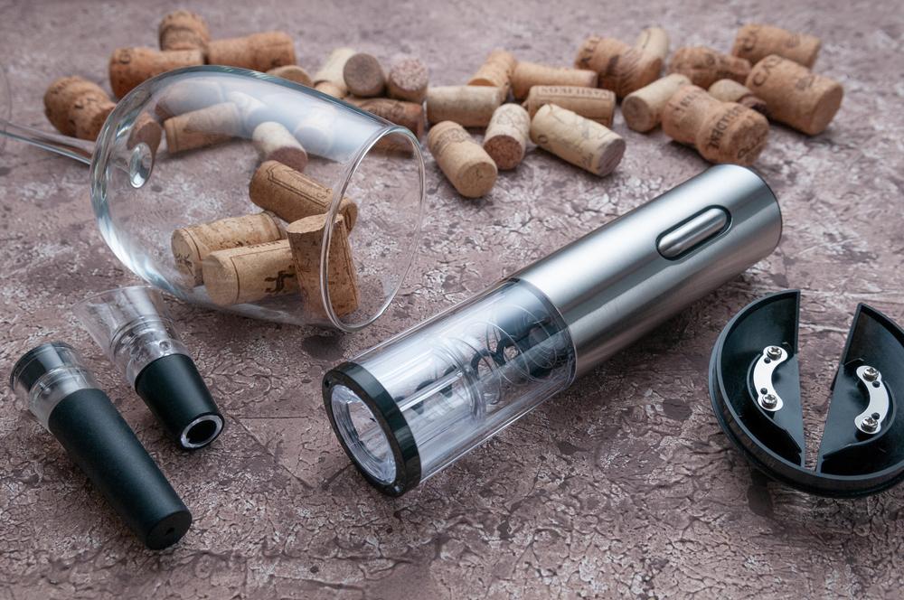 electric corkscrew